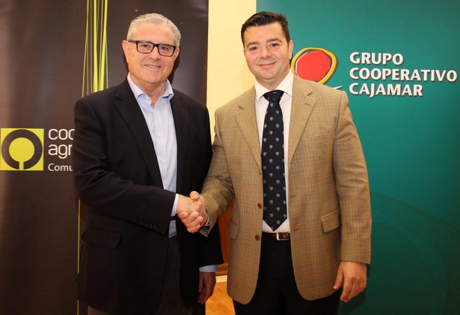 Convenio Cooperativas Agroalimentaries Cajamar 2